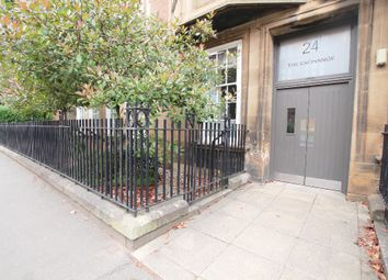 Thumbnail 3 bed flat to rent in Highburgh Road, West End, Glasgow
