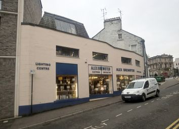 Thumbnail Retail premises for sale in Maxwell Place, Stirling