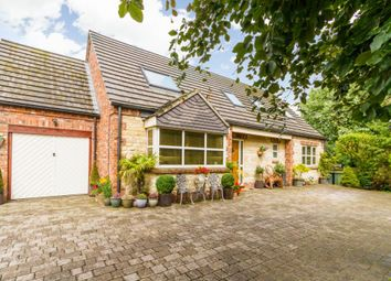 Thumbnail 4 bed detached house for sale in Paddock Close, Ancaster, Grantham, Lincolnshire