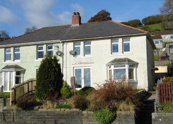Thumbnail 3 bed semi-detached house for sale in Heol Pant Yr Awel, Pantyrawel, Bridgend, Mid Glamorgan
