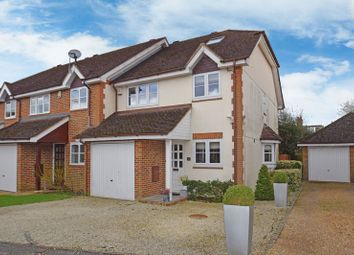 Thumbnail 4 bedroom semi-detached house for sale in White Hart Close, Chalfont St. Giles