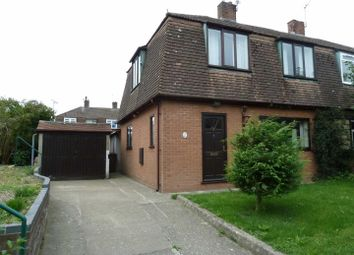 Thumbnail 3 bedroom property to rent in Cornwall Avenue, Gobowen, Oswestry