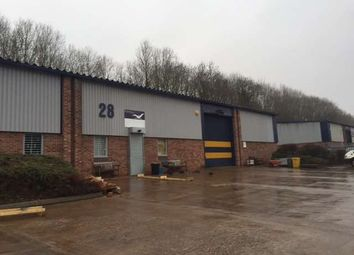 Thumbnail Commercial property to let in Dunlop Road, Redditch, Worcs