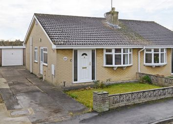 Thumbnail 2 bed semi-detached bungalow for sale in Beckwith Close, York