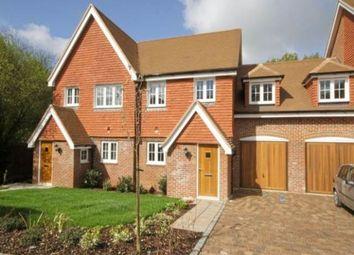 Thumbnail 3 bed terraced house to rent in Platt, Sevenoaks