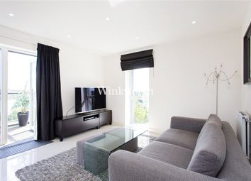 Thumbnail 2 bed flat to rent in Crested Court, 3 Shearwater Drive, London