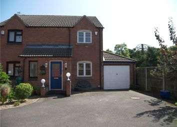 Thumbnail 2 bed semi-detached house for sale in Hilltop Lane, Kilburn, Belper