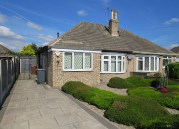 Thumbnail 2 bed semi-detached bungalow for sale in Kingswear Close, Leeds