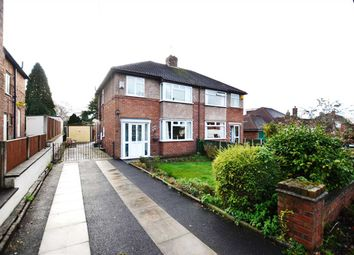 Thumbnail 3 bed semi-detached house for sale in Alsager Road, Audley, Stoke-On-Trent