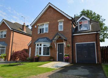 Thumbnail 4 bed detached house for sale in St Margarets View, Long Riston, East Yorkshire