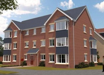 Thumbnail 1 bed flat for sale in Lumley Fields, Churchill Avenue, Skegness, Lincolnshire