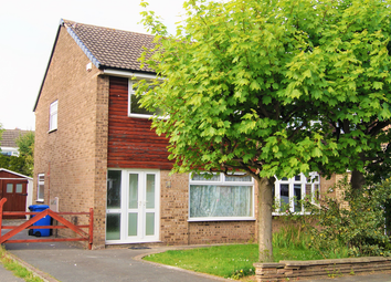 Thumbnail 3 bedroom semi-detached house to rent in Hoylake Court, Derby