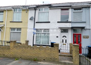 Thumbnail 3 bed terraced house to rent in Park View, Tredegar, Blaenau Gwent.