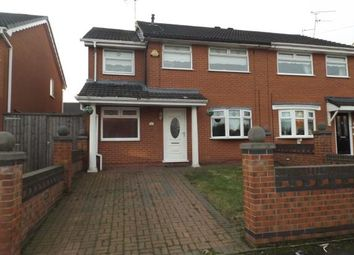 Thumbnail 3 bed semi-detached house for sale in Sutherland Road, Prescot, Merseyside, Uk