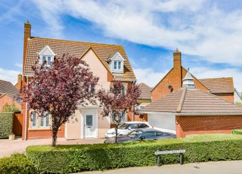 5 bed detached house for sale in Woodlands Park Drive, Dunmow CM6
