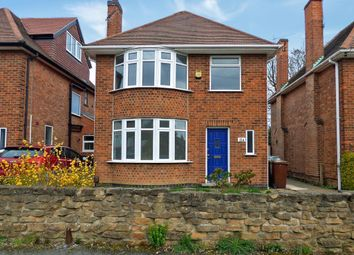 Thumbnail 3 bed detached house to rent in Charlbury Road, Wollaton