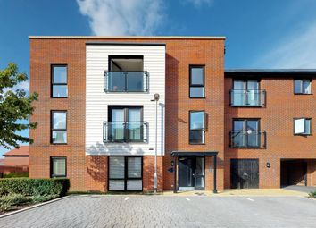 Thumbnail 2 bed flat for sale in Malpass Drive, Leybourne, West Malling