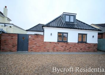 Thumbnail 2 bed detached bungalow for sale in Lynn Grove, Gorleston, Great Yarmouth
