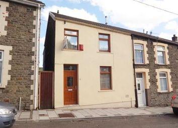 Thumbnail 3 bed end terrace house for sale in Brondeg Street, Tylorstown, Ferndale