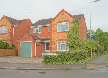 Thumbnail 4 bed detached house for sale in Higgott Close, Branston, Burton-On-Trent