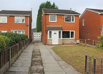 Thumbnail 3 bed detached house for sale in Ravenwood Drive, Audenshaw, Manchester