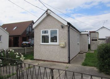 Thumbnail 1 bed detached bungalow to rent in Sea Crescent, Jaywick, Clacton-On-Sea