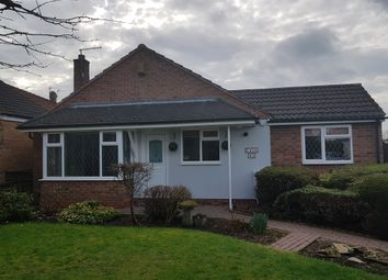 Thumbnail 2 bed detached bungalow to rent in Castle Drive, Coleshill