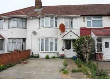 Thumbnail 3 bed terraced house to rent in Chaucer Avenue, Hounslow