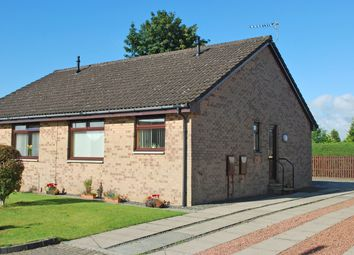 Thumbnail 2 bed semi-detached bungalow for sale in Highlan Drive, Larbert