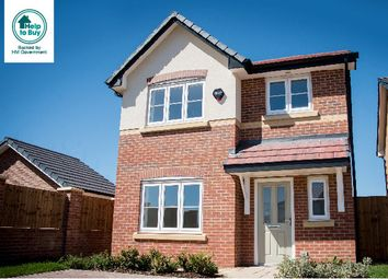 Thumbnail 3 bedroom detached house for sale in Hoyles Lane, Preston, Lancashire