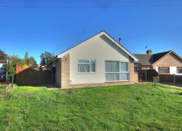 Thumbnail 3 bed detached bungalow for sale in Newcombe Drive, Thetford