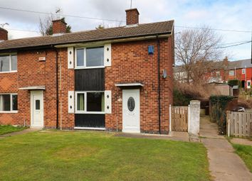 Thumbnail 2 bed end terrace house for sale in Jasmine Avenue, Beighton, Sheffield