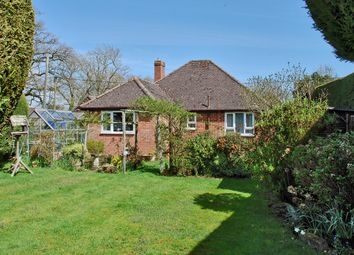 Thumbnail 2 bed detached bungalow for sale in New Road, Portmore, Lymington