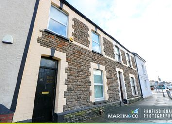 Thumbnail 3 bed terraced house to rent in Broadway, Splott, Cardiff