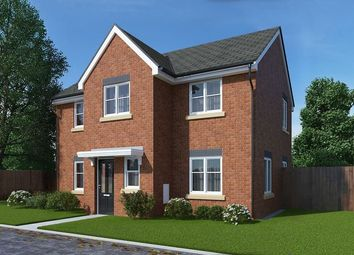 Thumbnail 4 bedroom property for sale in Plot 2, The Bromley, Gee Cross, Hyde