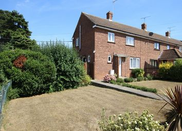 Thumbnail 3 bed end terrace house for sale in Kirby Rise, Barham, Ipswich, Suffolk