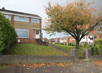 Thumbnail 3 bed semi-detached house for sale in Fairhill Road, Newtownabbey