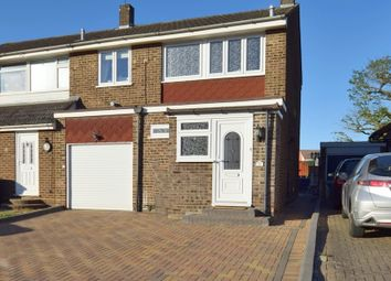 3 bed semi-detached house for sale in Snells Mead, Buntingford, Hertfordshire SG9