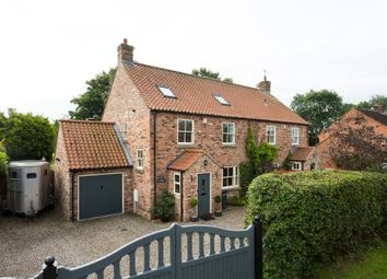 Thumbnail 4 bed semi-detached house for sale in Aldwark, Alne, York
