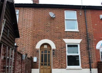 Thumbnail 2 bed terraced house to rent in St. Nicholas Terrace, Northgate Street, Great Yarmouth