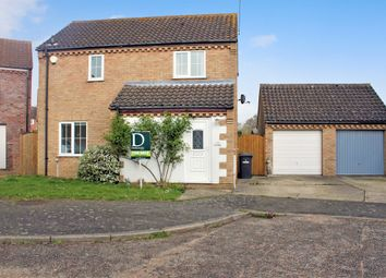 Thumbnail 3 bedroom detached house for sale in Farmland Close, Reydon, Southwold