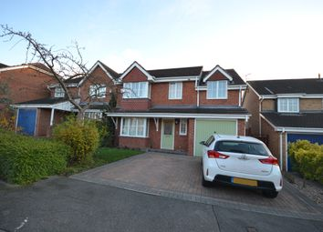 Thumbnail 4 bed detached house to rent in Silverhow Close, West Bridgford, Nottingham