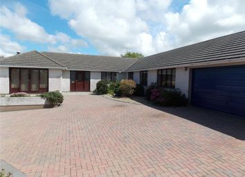 Thumbnail 4 bed detached bungalow for sale in Golden Meadow, Richards Lane, Illogan