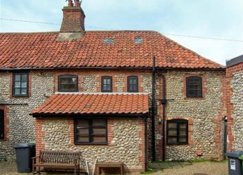 Thumbnail 2 bedroom end terrace house for sale in Wyndham Street, Sheringham