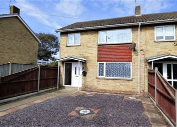 Thumbnail 3 bedroom end terrace house for sale in Hollingsworth Road, Lowestoft