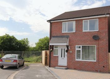 Thumbnail 4 bedroom detached house for sale in Teal Road, Newport, Brough