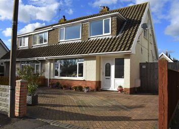 Thumbnail 3 bedroom semi-detached house for sale in Beaufort Drive, Kittle, Swansea