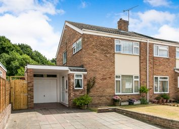 Thumbnail 3 bed semi-detached house for sale in Clopton Gardens, Hadleigh, Ipswich