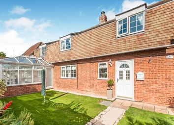 Thumbnail 3 bed detached house for sale in Washingley Road, Folksworth, Peterborough