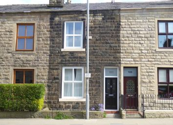 Thumbnail 3 bed terraced house to rent in Bolton Rd West, Ramsbottom
